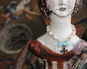 SALE Juliet and Her Lute Art Doll