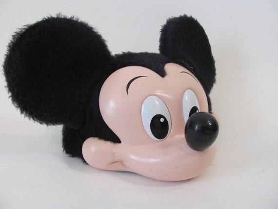 Vintage Disney Mickey Mouse Baseball Hat Cap