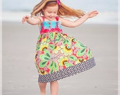 Girls Alexis  Knot Dress