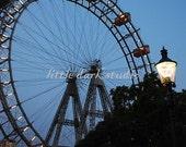 Ferris Wheel - 8x10 Fine Art Print