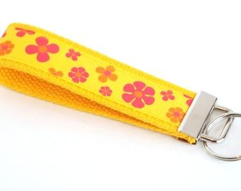 Key Fob - Key Wristlet - Key Chain - Wristlet Key Fob