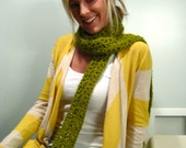 Cozy Green Scarf