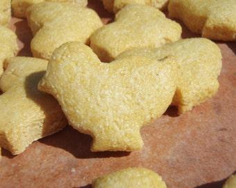 Gourmet Dog Treats - Chix - All Natural Gourmet Vegetarian Dog Treats - - Shorty's Gourmet Treats