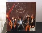 Mott The Hoople - Mott 1973 LP Vintage Vinyl Record