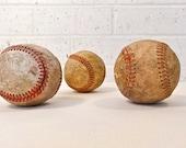 Vintage Baseball Collection