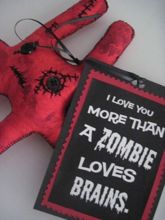 Valentines Zombie