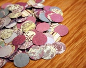 Assorted Designer Circle Cut Outs - Set of 100