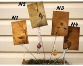 POSTCARDS Nature Quotesl Postcard Fine Art Print Pick 1 N1-N4  ZNE fpoe poe team