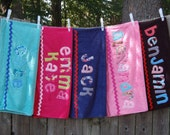 ONE Personalized Towel