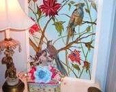 Birds Original Oil Painting