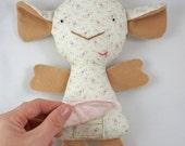 Matilda the Sheep Tooth Fairy Pocket Plush