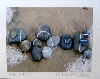 Love stones card