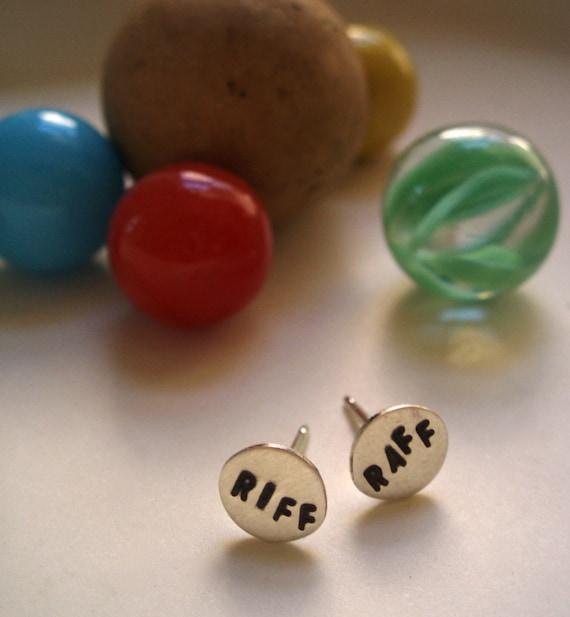 Riff Raff Earrings