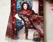 Postcard - Queen Nature
