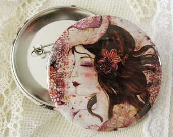 Badge - Lilac