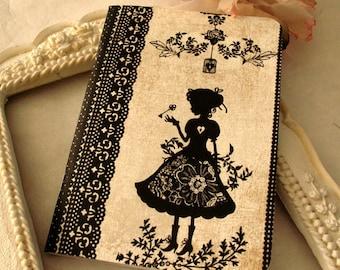 Mini notebook - Miss Shadow - Love