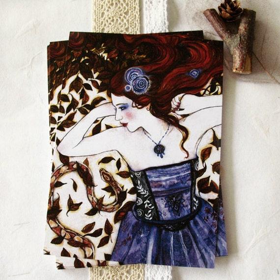 Postcard - Lilith