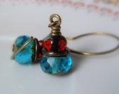 Elements Collide Earrings