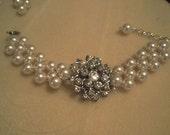 Brandi Pearl Bracelet RESERVED FOR MORGAN
