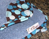 TotRags FULL COVERAGE BIB in Dippin Dots