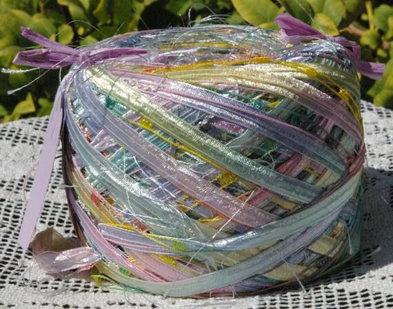 Designer Yarn Cakes--Colorway Pastels 022