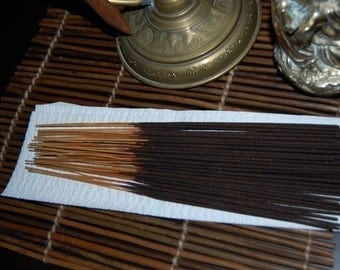 100 count Patchouli Incense - FREE Shipping US and Canada
