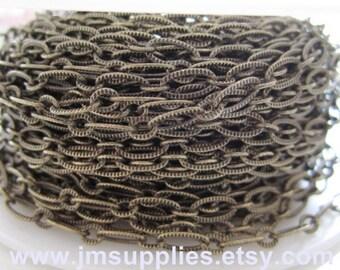 Antiqued Brass Chain CHAB820