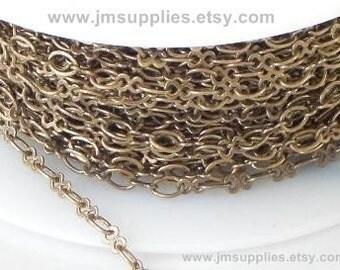 Antique Brass Chain CHAB245