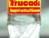 YAVA Glass - Recycled Frucade German Soda Bottle Glass