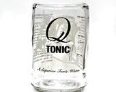 YAVA Glass - Upcycled Q Tonic Bottle Glass