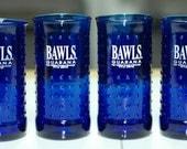 YAVA Glass - Upcycled Bawls Guarana Bottle Glasses (Set of 4)