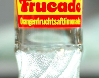 YAVA Glass - Recycled Frucade German Soda Bottle Glass