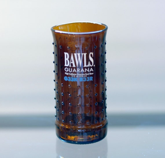 YAVA Glass - Reserved for Kay - Recycled Bawls G33K B33R Bottle Glass