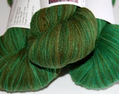 Verily Verde - Yakino Luxury Blend 50 \/ 50 Merino \/ Yak Yarn - Free Ship -
