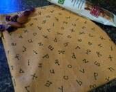 Medium Printing Snack Bags