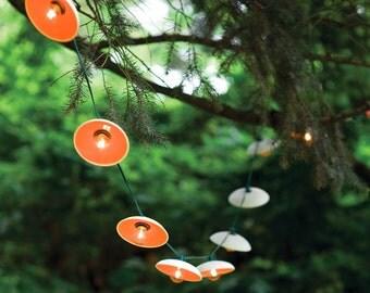 Disc String Lights