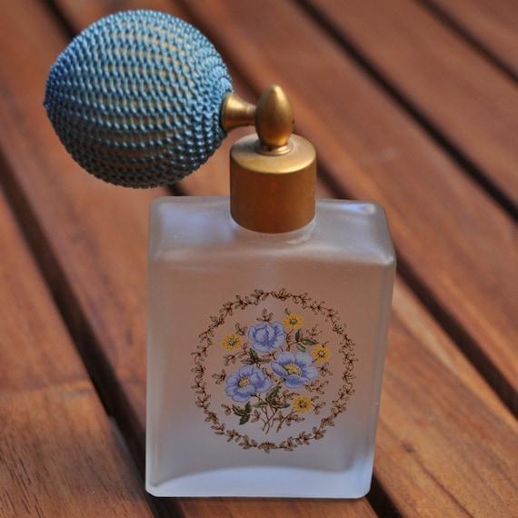 Vintage Perfume Atomizer / Perfume Bottle