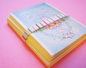 You're Invited to a Bridal Shower Vintage Invitation set of 10