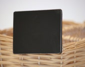 mini chalkboard tags with clips . . .