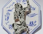 Pharaoh Pin (A)