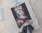 Virgin Mary  Mini Journal