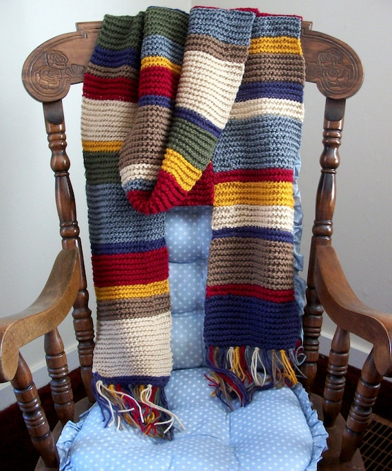 Doctor Who Season 12 Scarf - Half Sized