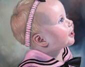 SPECIAL Custom Oil Portrait 12 x 16