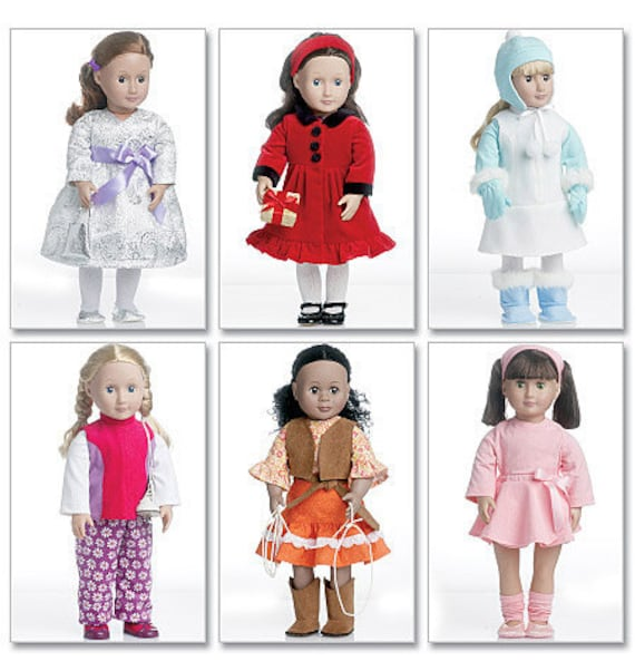 Sewing Patterns For American Girl Doll Clothes