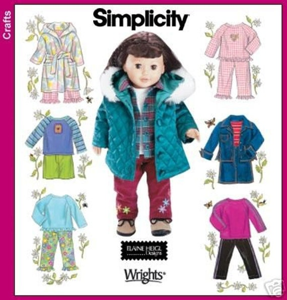 american girl doll clothes patterns on Etsy, a global handmade and