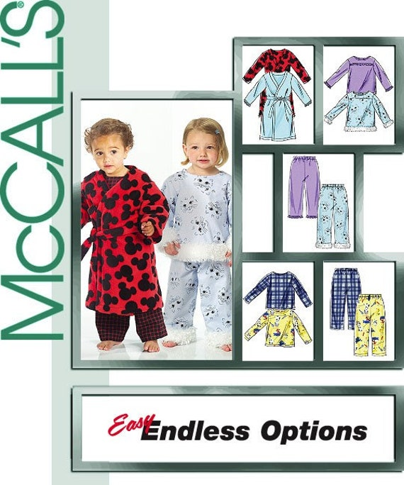 Easy Pajama Pants Pattern | ThriftyFun