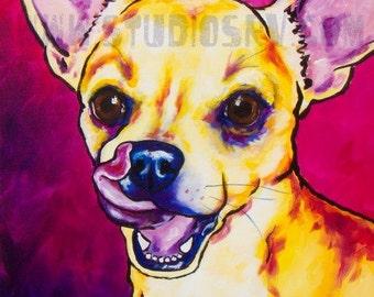 Chihuahua Print 8x10