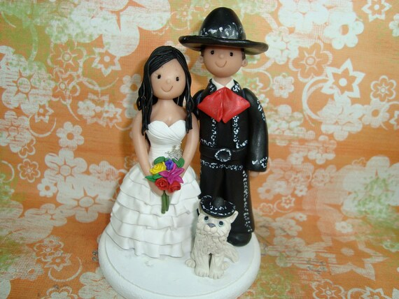 bride and groom wedding cake toppers customized uk custom made and groom wedding cake topper 12128