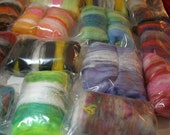 SUPER EXPLOSIVE INTERGALACTIC GRAB BAG - Lot of 12 Fiber Batts and more