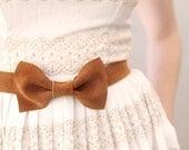 Sand Bow Belt